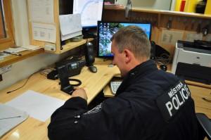 MP Děčín - Díky včasnému oznámení zadrželi strážníci zloděje benzínu