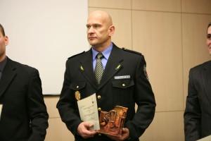 MP Děčín - Městská policie zvítězila v národním kole Evropské ceny prevence kriminality