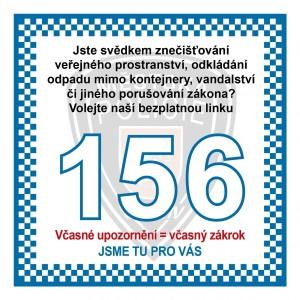 MP Děčín - Strážníci vyzývají občany k užší spolupráci při boji s nepořádkem
