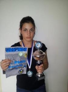 SKMP - Děčínští boxeři v Německu uspěli, domů si přivezli dvě medaile