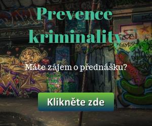 Obrázek s odkazem na web o přednáškách prevence kriminality